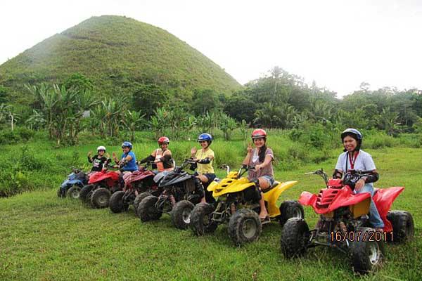 Bohol Island Car Rental